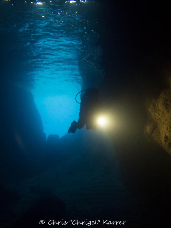 inside beltorrente cavern